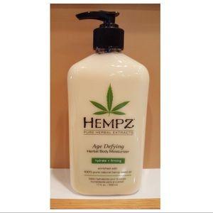 Hempz Herbal Age Defying Moisturizer 17oz